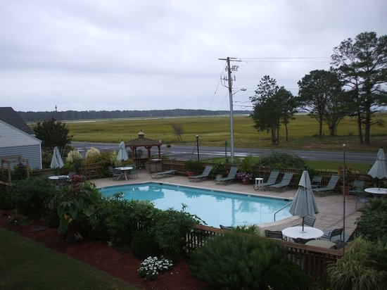 BEST WESTERN Chincoteague Island: View from room