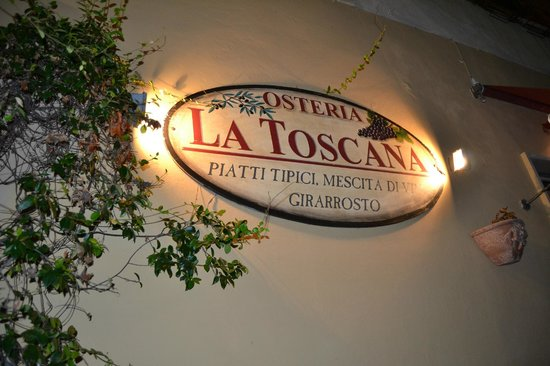 Osteria la Toscana