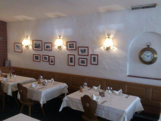 Disentis - Hotel Alpsu - innen