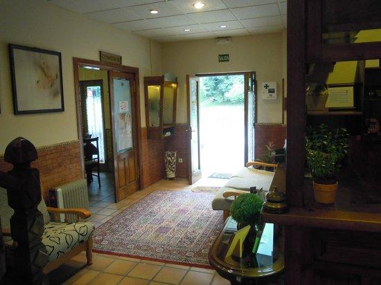 Hotel El Molino: Entrada - recepción