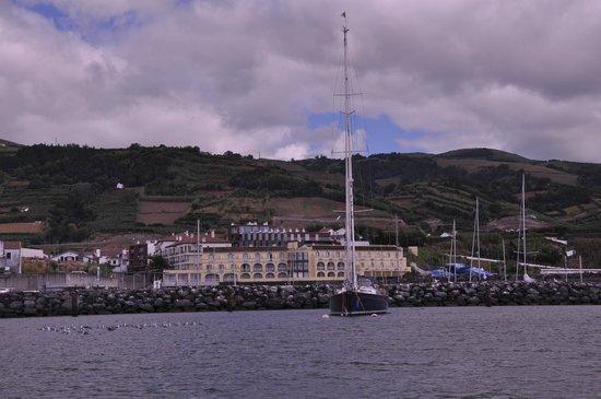 Hotel Marina, desde el Atlántico