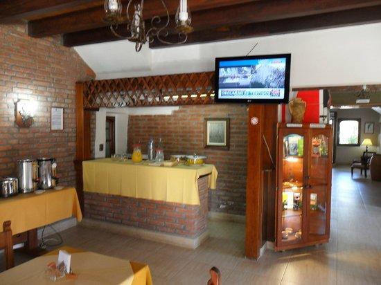 Hosteria-Spa Posada del Sol: CAFE FREE TODO EL DÍA EN DESAYUNADOR