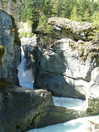 Embarc Whistler: Nairn Falls - 15 minute drive (north) - an easy hike