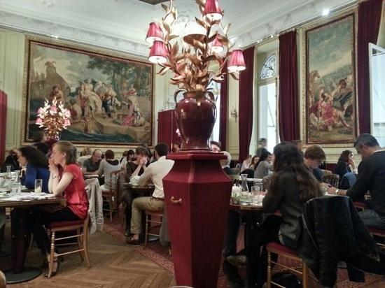 Le Cafe Jacquemart-Andre: salon