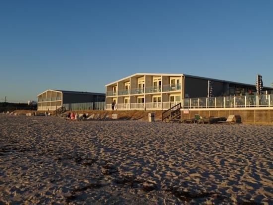 Sea Crest Beach Hotel : hotel