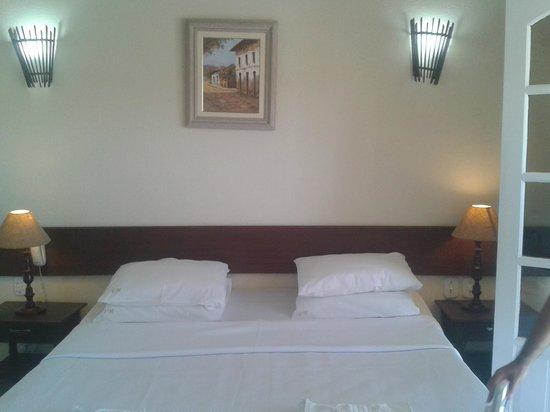 Hotel Pousada e Spa Villa Mercedes: Quarto