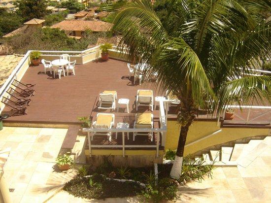 Hotel Pousada e Spa Villa Mercedes: Vista do Quarto