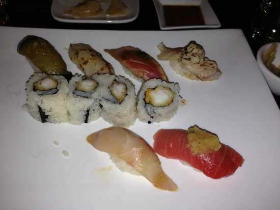 Sushi of Gari 46 : Sushi and sashimi