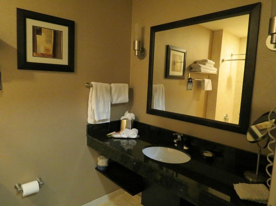 BEST WESTERN PREMIER Miami International Airport Hotel & Suites: Excelente padrão de conforto.