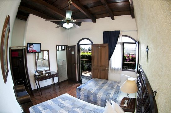 Casa Florencia Hotel: Orquidea Room