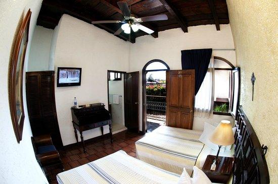 Casa Florencia Hotel: Iris Room