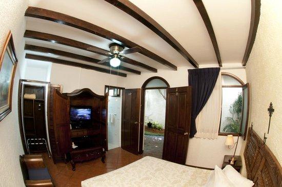 Casa Florencia Hotel: Lirio Room