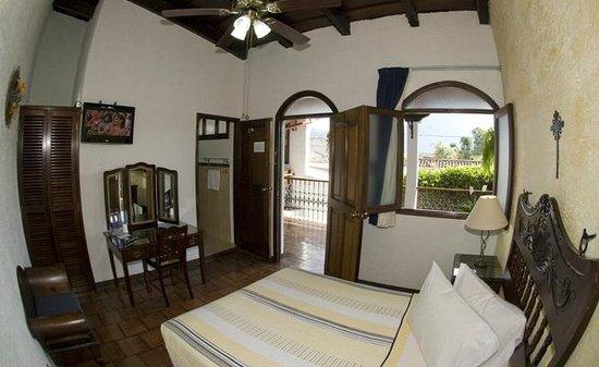 Casa Florencia Hotel: Bouganvillia Room