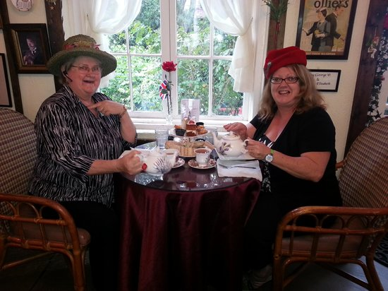 Windsor Rose Tea Room & Restaurant: Windsor High Tea