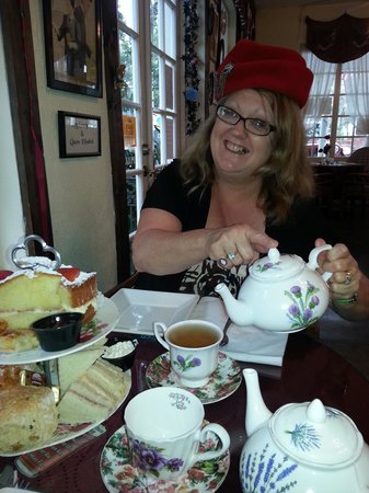 Windsor Rose Tea Room & Restaurant: Happy Birthday Judy!