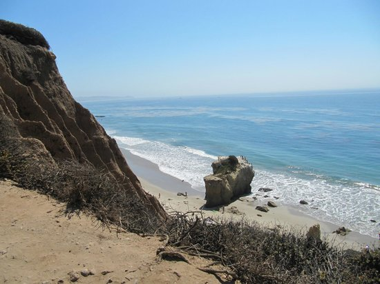 El Matador State Beach: a view from the bluff