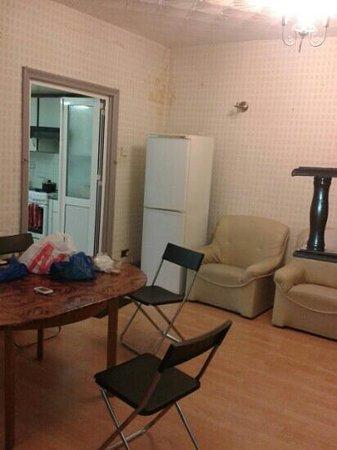 Apples Inn: shared living room