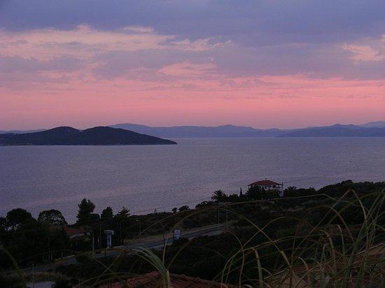 Aristoteles Holiday Resort & Spa: На горе