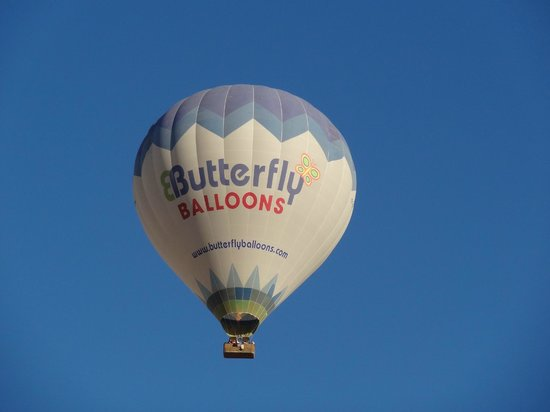 Ballooning in Cappadocia - Picture of Butterfly Balloons ...