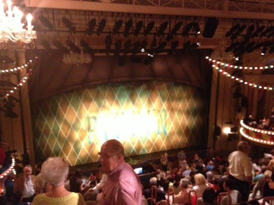 Pippin The Musical : Curtain