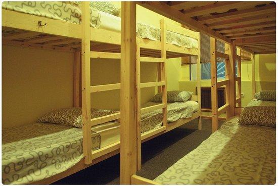 Bonsai Hostel: 8-местный общий