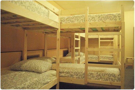 Bonsai Hostel: 14-местный общий