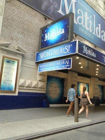 Matilda The Musical: Theatre
