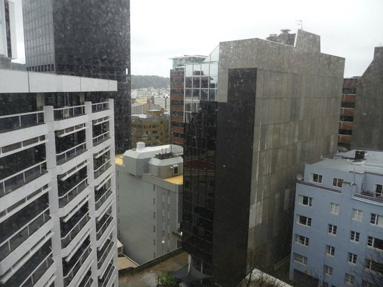 Travelodge Hotel Wellington : View from room 1803