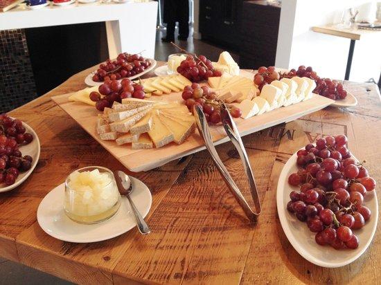 Restaurant Le Samuel : Fromages