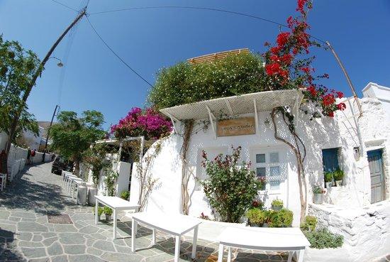 Eva's Garden entrance
