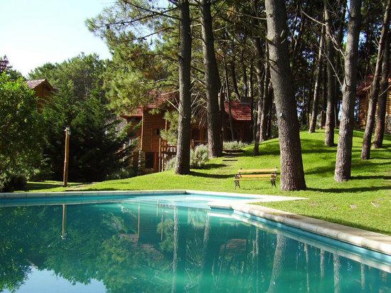 Puerto de Palos Cabañas & Suites: Parque