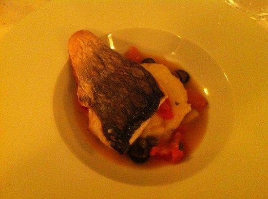 Il Gusto della Vita : Fish dish