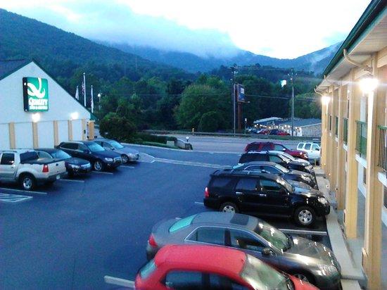 Quality Inn & Suites Biltmore East: views