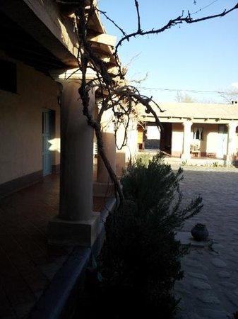 Sala de Payogasta: interior de la casa