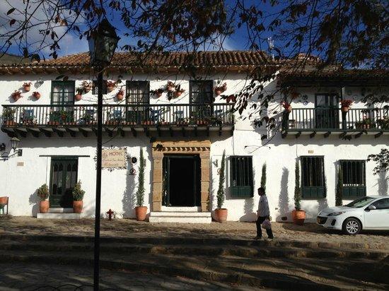 Hotel La Posada de San Antonio : Facade