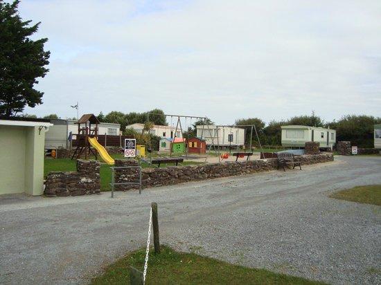 Anchor Caravan Park CastleGregory: Play area