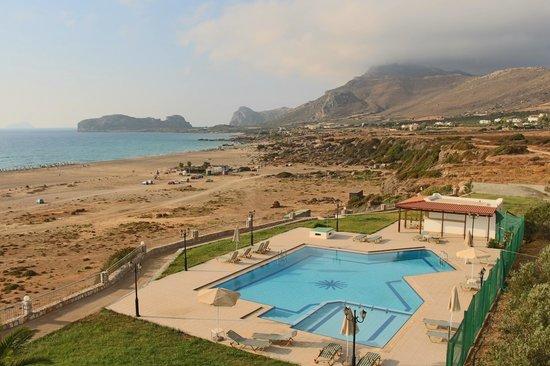 Panorama Hotel: View