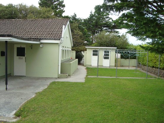 Anchor Caravan Park CastleGregory: Toilet/shower block