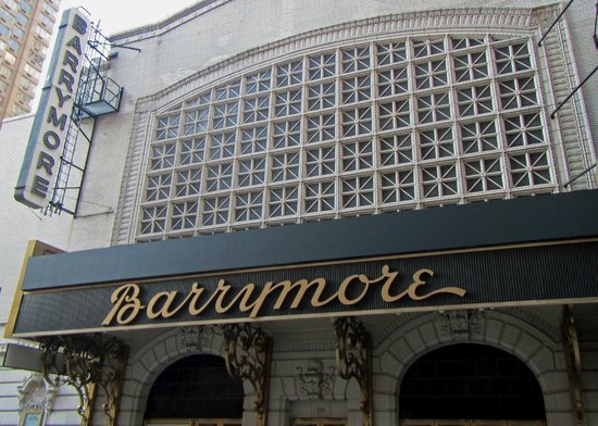 Inside Broadway Tour - Barrymore Theatre - Picture of ...