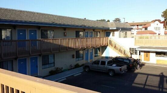 Sea Air Inn Morro Bay: Motel