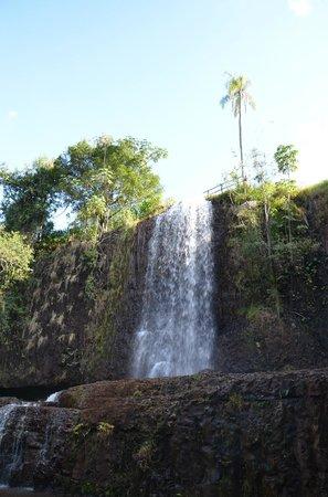 Cachoeira da Agua Branca