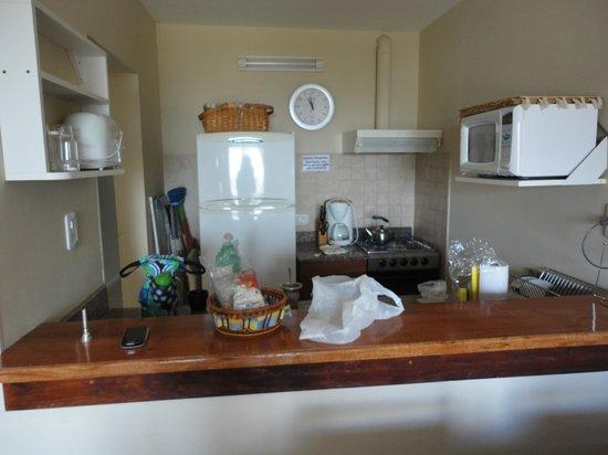 The Residence: cocina