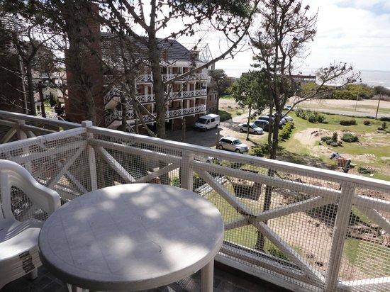 The Residence: Vista desde el balcón del living