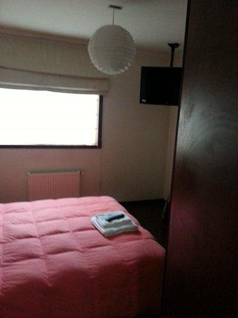 Hotel Bello Temuco: Habitacion vista 03
