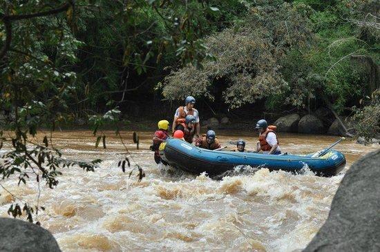Hotel Fazenda Solar das Andorinhas : Rafting