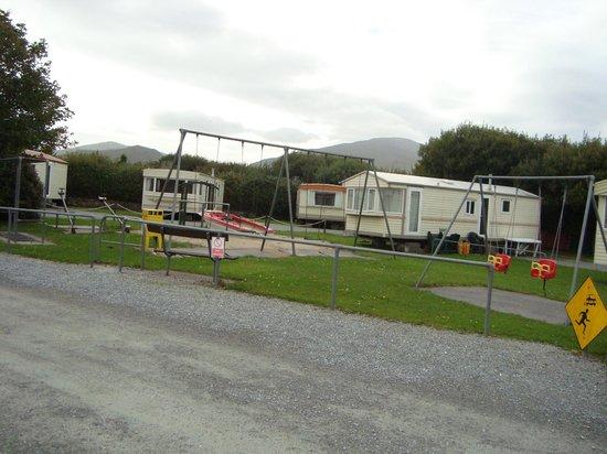 Anchor Caravan Park CastleGregory : Play area
