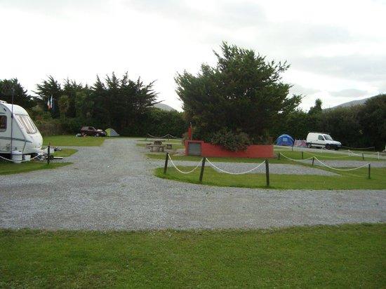Anchor Caravan Park CastleGregory : Camp grounds