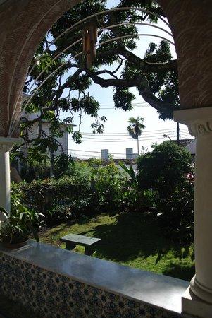 Guesthouse Bianca: Jardins
