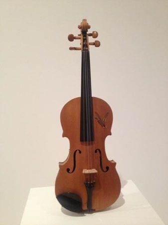 Art Gallery of Western Australia: want to hear it play on its own?
