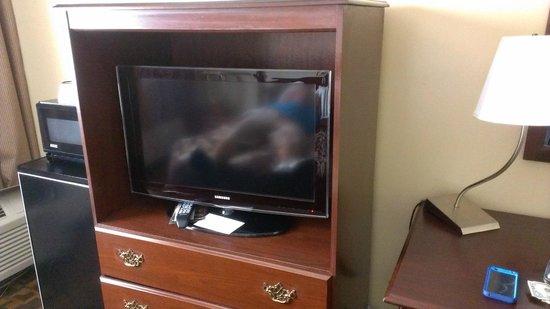Days Inn Gettysburg: TV